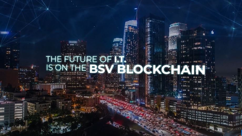 TIME TO REDEFINE INFORMATION TECHNOLOGY WITH THE BSV BLOCKCHAIN