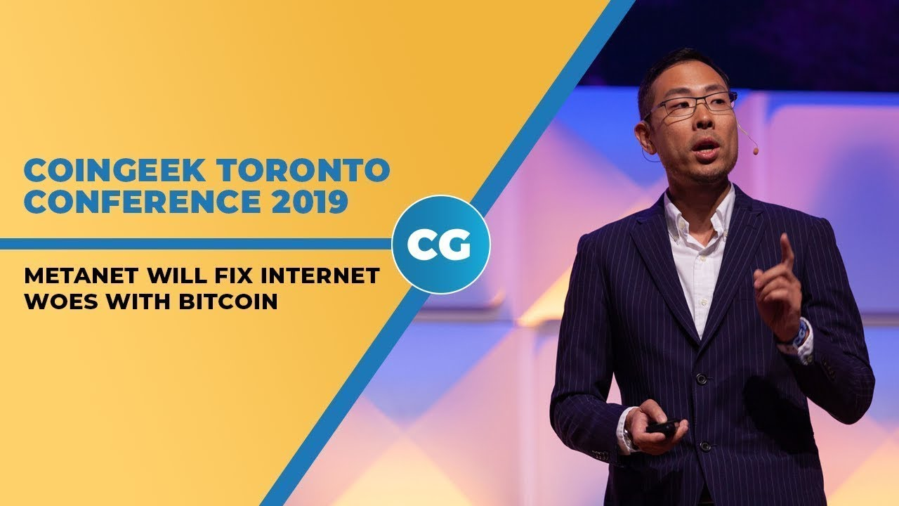 Dawn of age of data and accountability at CoinGeek Toronto 2019 with Jerry Chan